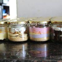 Eggless Jar Desserts class