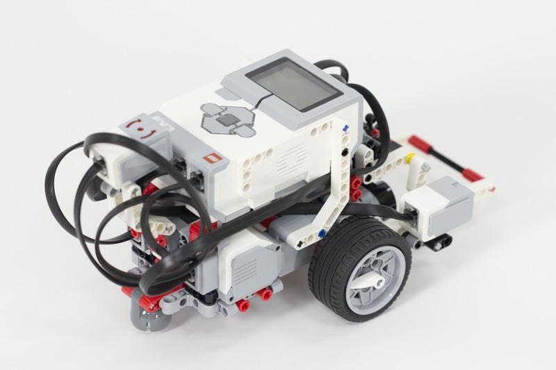 Lego Robotics Camp At Lebanon Public Library Tech Center Conference