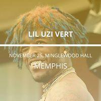 Lil Uzi Vert in Memphis
