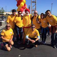 Ronald McDoanld House - Walk for Kids - Volunteer
