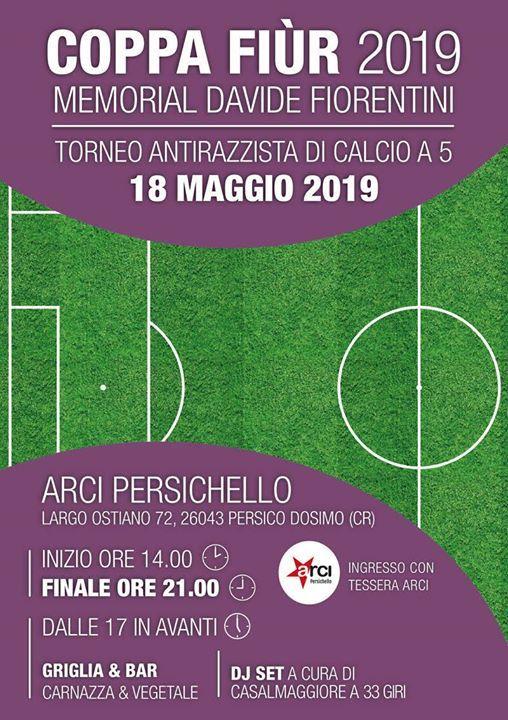 Coppa Fir 2019  Memorial Davide Fiorentini