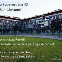 Tortellata SuperUrbana 3 - Cena di San Giovanni