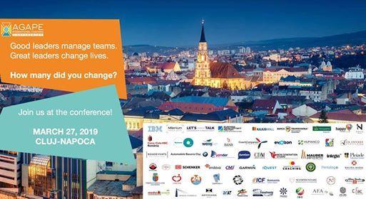 AGAPE International Coaching Conference Cluj