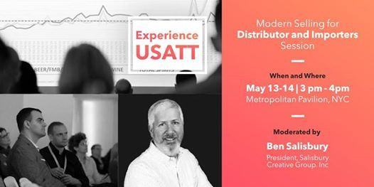 Modern Selling for Distributors and Importers Session