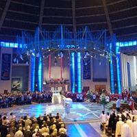 Tour of Liverpool Metropolitan Cathedral