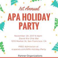 APA Holiday Party
