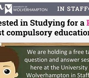 FREE TALKQuestion &amp Answer session - PGCE Post Compulsory Education