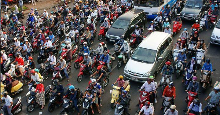 Rush Hour Ride
