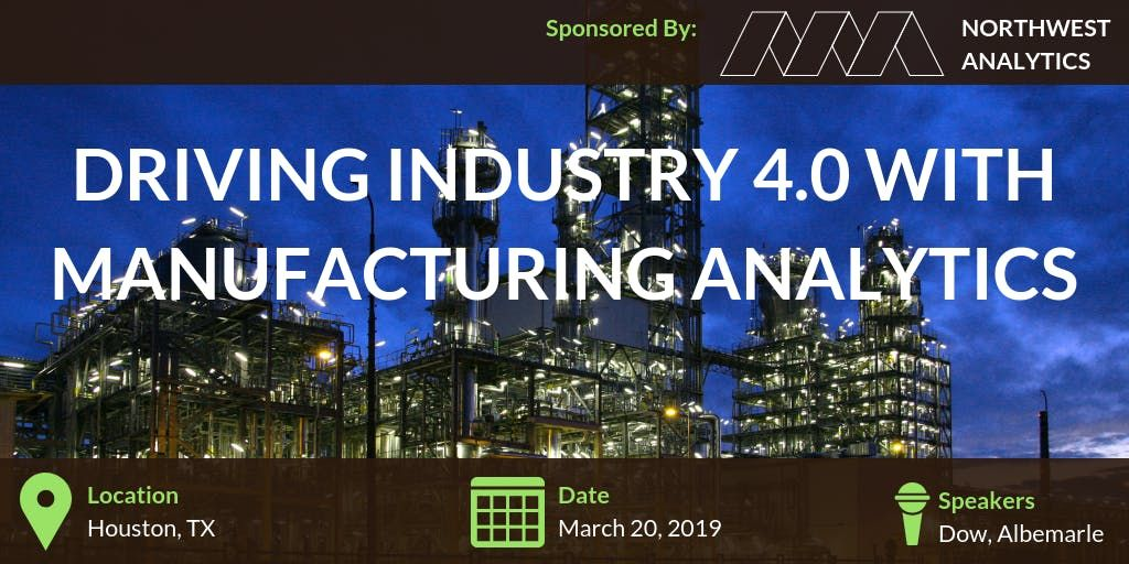 The Manufacturing Leadership Forum - Spring 2019