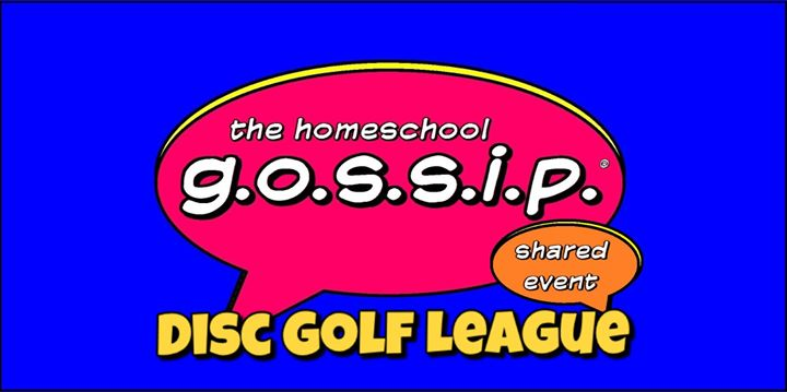 Disc Golf League - All Ages BYO Discs