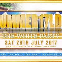 Summer17ldn  All White Party
