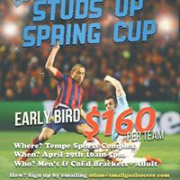 Studs Up Spring Cup 2017