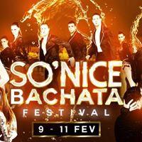 SONice Bachata festival code promo MELSU