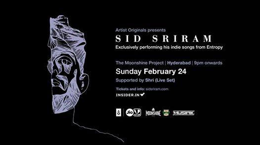 Entropy Live Hyderabad