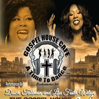 The Gospel House Cafe with Dawn Tallman