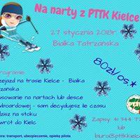 Na narty z PTTK Kielce