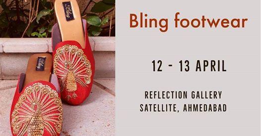 Bling Footwear  Reflection Gallery