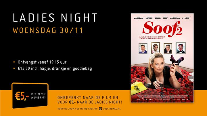 soof 2 ladiesnight