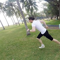CBD Circuit at Telok Ayer Park