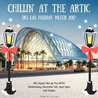 Chillin at the Artic UCI Holiday Mixer