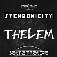 1221 Synchronicity ft Thelem &amp Secret Recipe