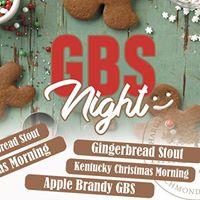 Hardywood Park Craft Brewery Gingerbread Stout Night