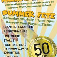 Harrow Way 50 - Summer Fete