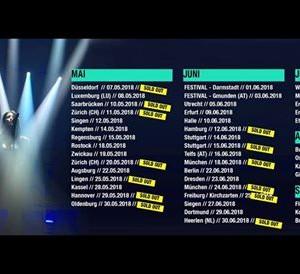 NENA  Nichts versumt Tour 2018  Dresden