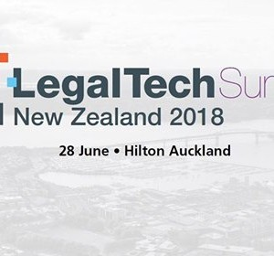 Legal Tech Summit NZ 2018