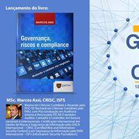 Lanamento do Livro e Palestra - Governana Riscos e Compliance