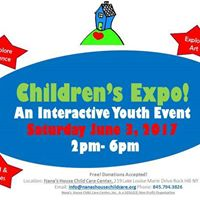 Childrens Expo &amp Touch a Truck Event