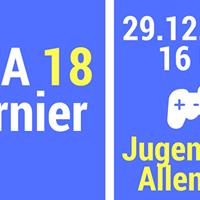 2. Fifa 18 Turnier im JCA