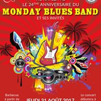 Mondays Blues Band