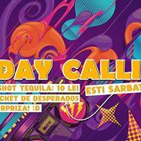 Saturday Callin