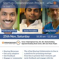 Startup Collaboration Project in Goa