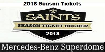 Discount New Orleans Saints Tickets | All Football Games ...