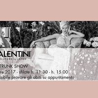 Valentini Couture by JAton Trunk Show