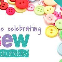 Sew Saturday at Crafty Sew &amp So