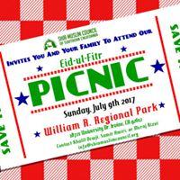 2nd Annual Eid-ul-Fitr Picnic