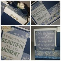 Handmade cards with Lizl