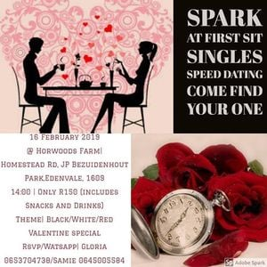 Lots of of singles from Baltimore attend speed dating events positioned.