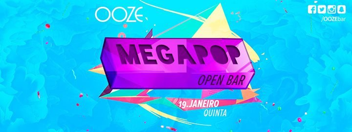 MegaPop Open bar