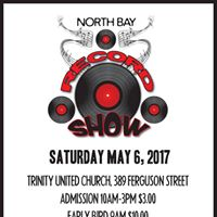 North Bay Record Show-Spring 2017