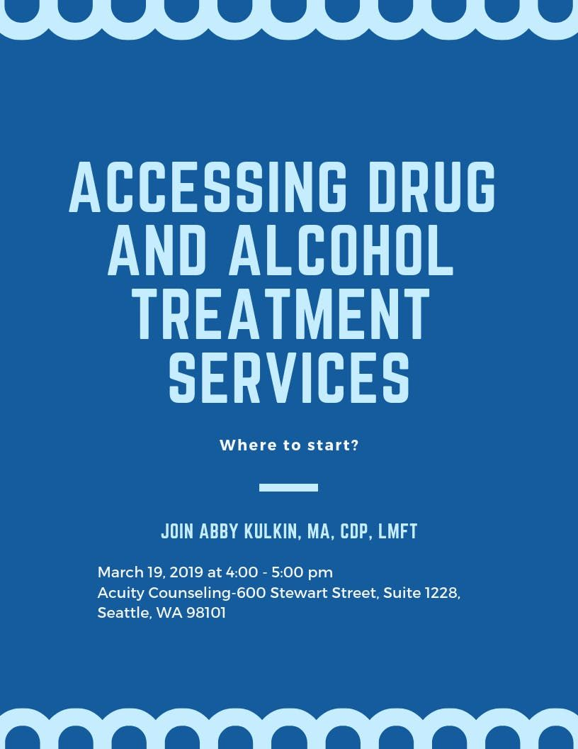Accessing Drug And Alcohol Treatment Services Where To Start At