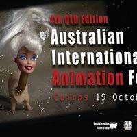 Australian International Animation Festival - Cupcake Cinema