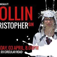 Comedy Masala ft. Collin Christopher (SIN)  Headline Debut