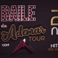 Baile do Ademar tour com BK - Niteri Quinta do Parque