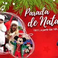 Parada de Natal - Via Vale Garden Shopping