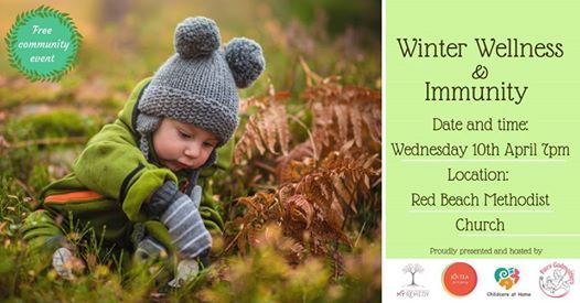 Winter Wellness and Immunity