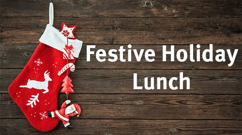 Festive Holiday Lunch